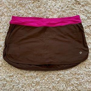 Skirted Boy Short Bathing Suit Bottoms
